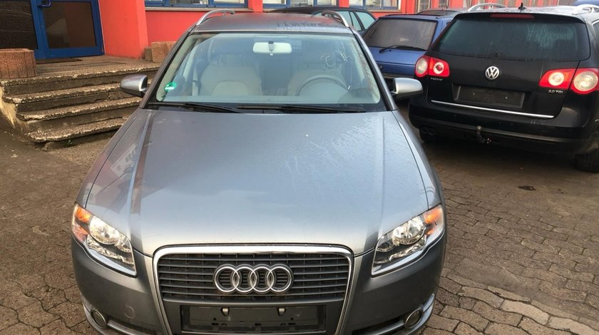 Supapa EGR Audi A4 B7 2005 Break 2.0 tdi