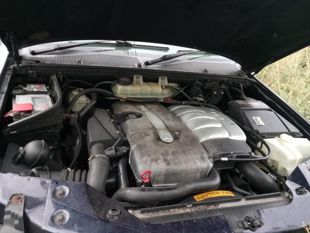 Supapa EGR Mercedes M-CLASS W163 2004 SUV 2.7 CDI