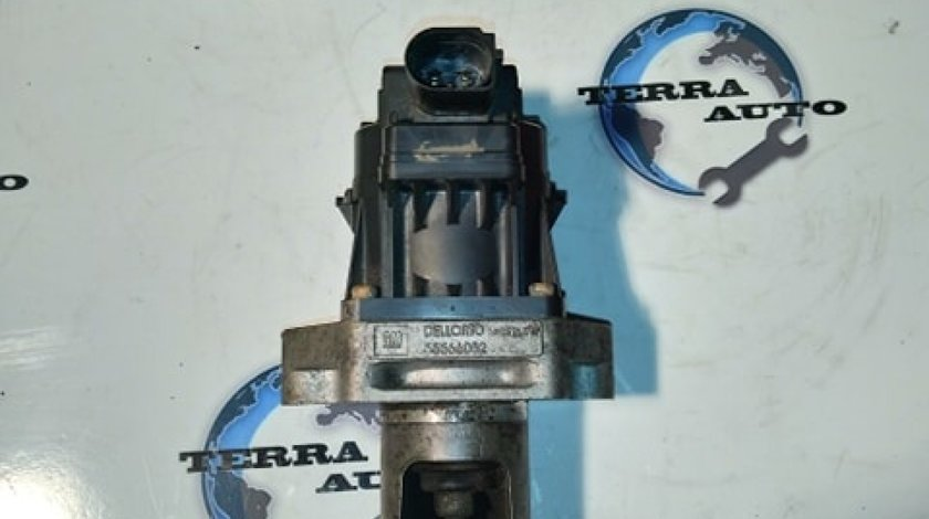 Supapa EGR Opel Zafira Tourer C (P12) 2.0 cdti 118 kw 160 cp cod motor A20DTH