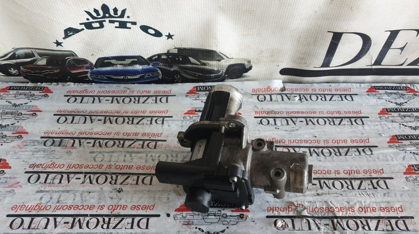 Supapa EGR originala PIERBURG AUDI A4 B6 Cabrio (8H7) 2.0 TDI 140 cai cod piesa : 038131501BH