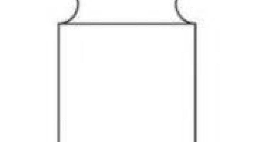 Supapa evacuare MERCEDES M-CLASS (W164) (2005 - 2011) INTERVALVES 3368.036 produs NOU
