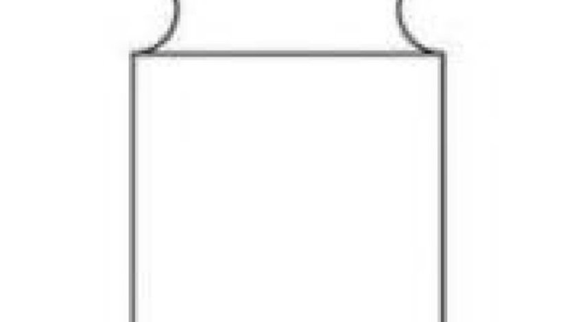 Supapa evacuare MERCEDES S-CLASS (W221) (2005 - 2013) INTERVALVES 3368.036 produs NOU