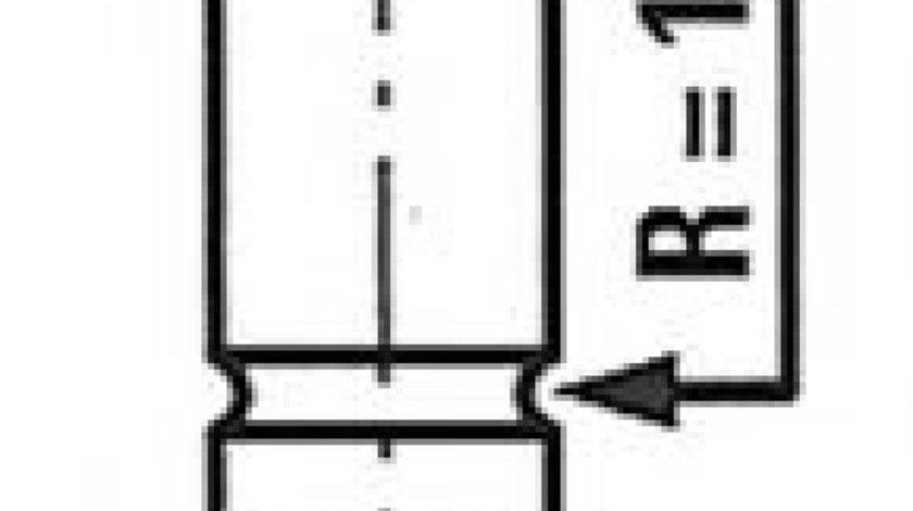 Supapa evacuare OPEL FRONTERA A Sport (5_SUD2) (1992 - 1998) FRECCIA R4593/RCR piesa NOUA