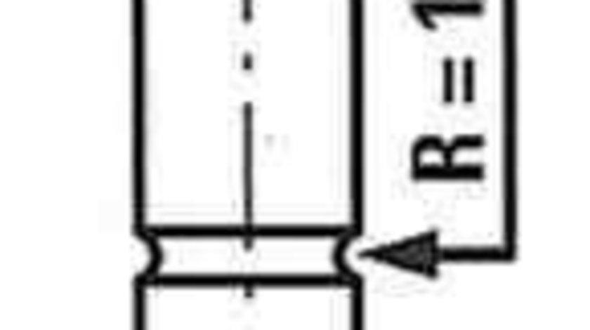 Supapa evacuare RENAULT TRAFIC caroserie (T1, T3, T4) FRECCIA R4222/RCR