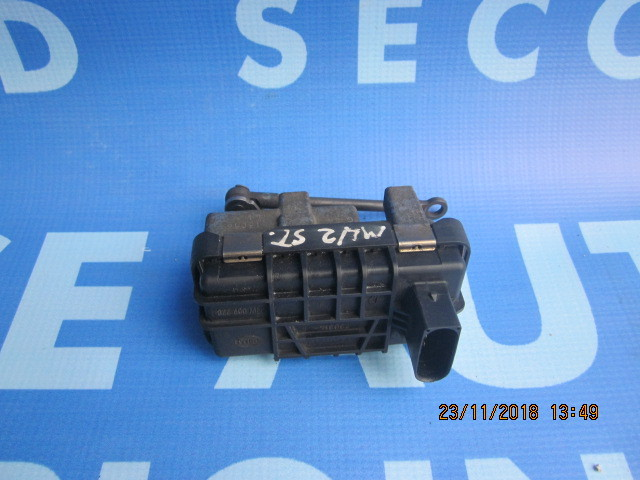 Supapa presiune turbina Mercedes M420 W164;  6NW009228 (actuator)