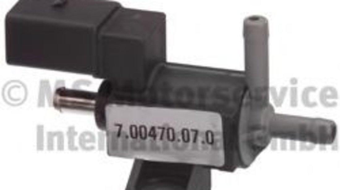 Supapa reglare presiune compresor VW GOLF V (1K1) (2003 - 2009) PIERBURG 7.00470.07.0 piesa NOUA