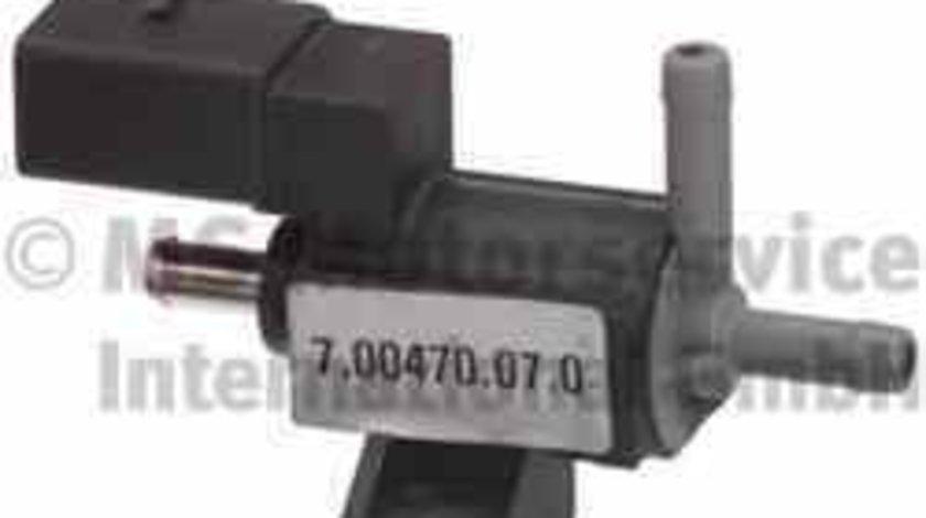 Supapa reglare presiune compresor VW SHARAN 7N Producator PIERBURG 7.00470.07.0
