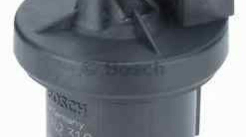 Supapa suprapresiune rezervor combustibil SEAT AROSA 6H BOSCH 0 280 142 310