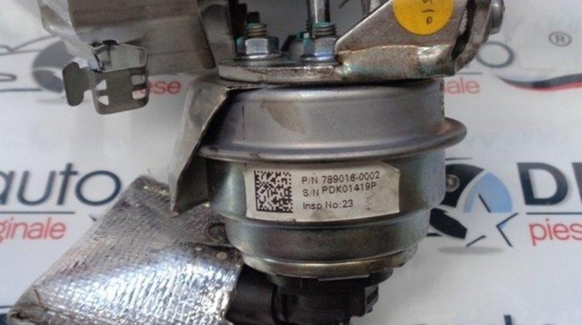 Supapa turbina electrica, Seat Ibiza 5, 1.2tdi, CFW