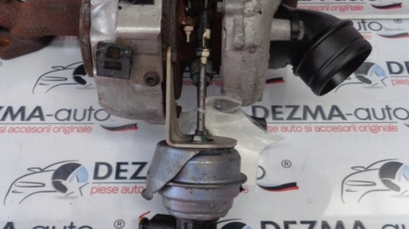 Supapa turbo electrica 7545770011, Vw Golf 5, 2.0tdi, BMN