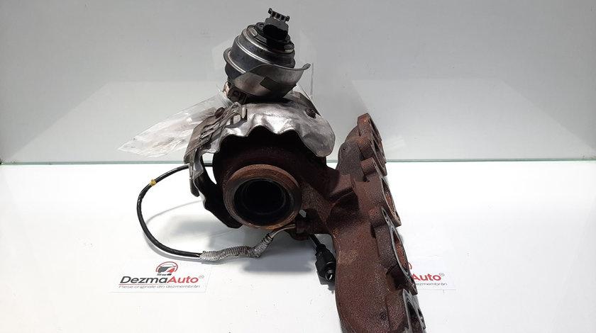 Supapa turbo electrica, Vw Golf 7 (5G) [Fabr 2014-prezent] 1.6 tdi, CLH (id:434132)