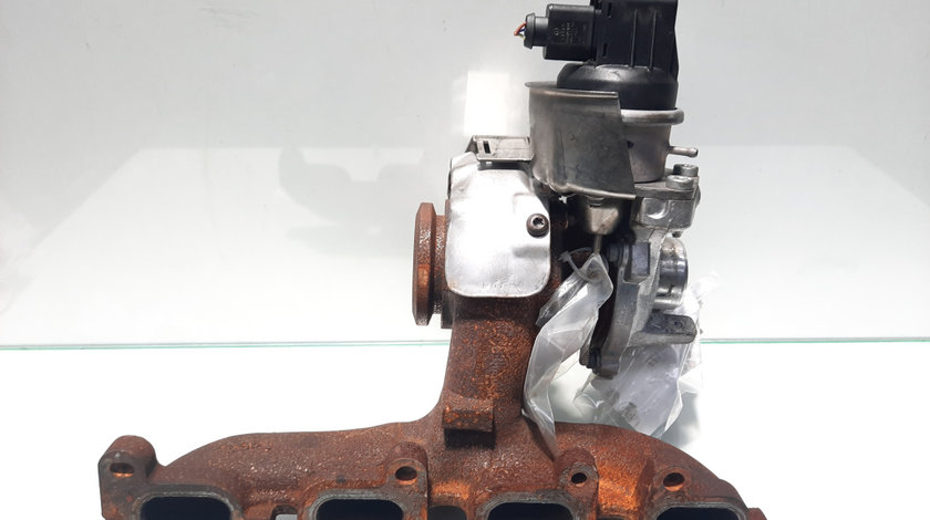 Supapa turbo electrica, Vw Polo (6R) [Fabr 2009-2016] 1.6 tdi, CAY (id:440179)
