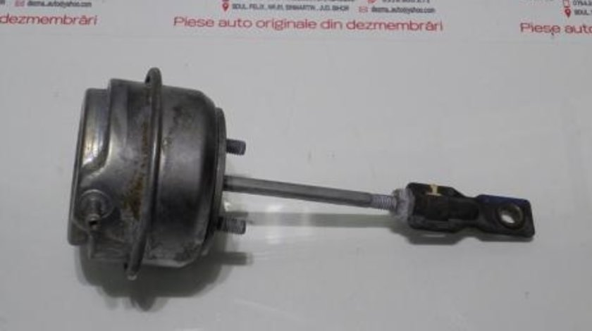 Supapa turbo, Vw Passat Variant