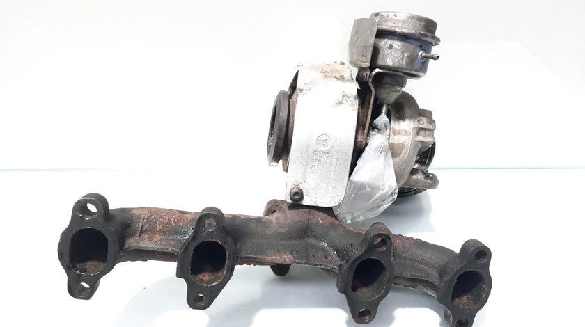 Supapa turbo, Vw Touran (1T1, 1T2) 1.9 tdi, BLS (id:451274)