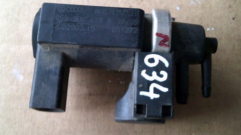 Supapa vacuum Audi A6 4F C6, A4 B7 3.0tdi, cod 059906628A