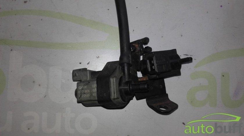 Supapa Vacuum Audi A8 (Type D3 / 4E, 2002-2010) 4.2i 077906283