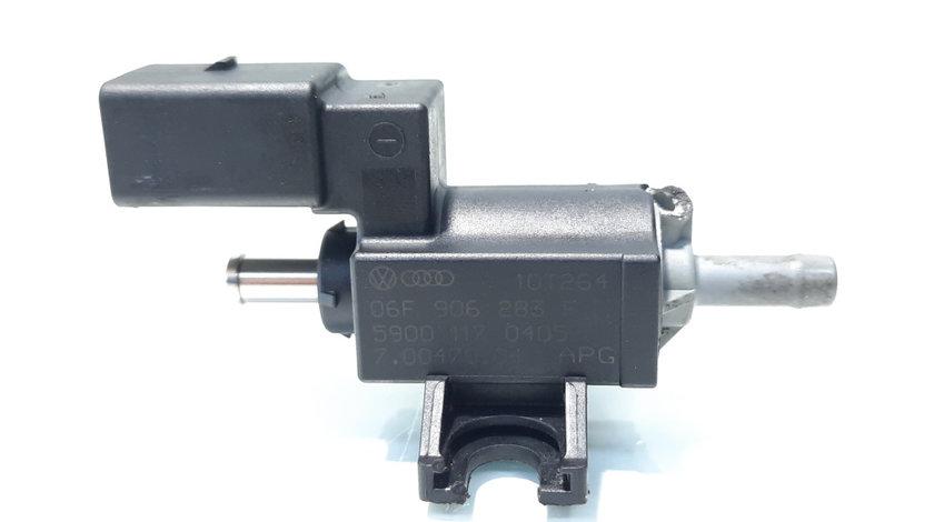 Supapa vacuum, cod 06F906283F, Seat Exeo (3R2), 1.8 TSI, CDHA (idi:489813)