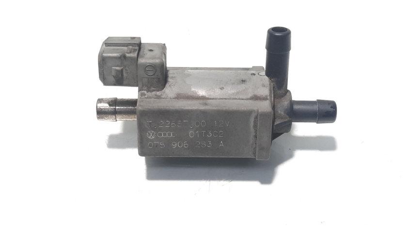 Supapa vacuum, cod 078906283A, Vw Golf 4 (1J1) 1.8 T/Benz, AUM (id:494993)