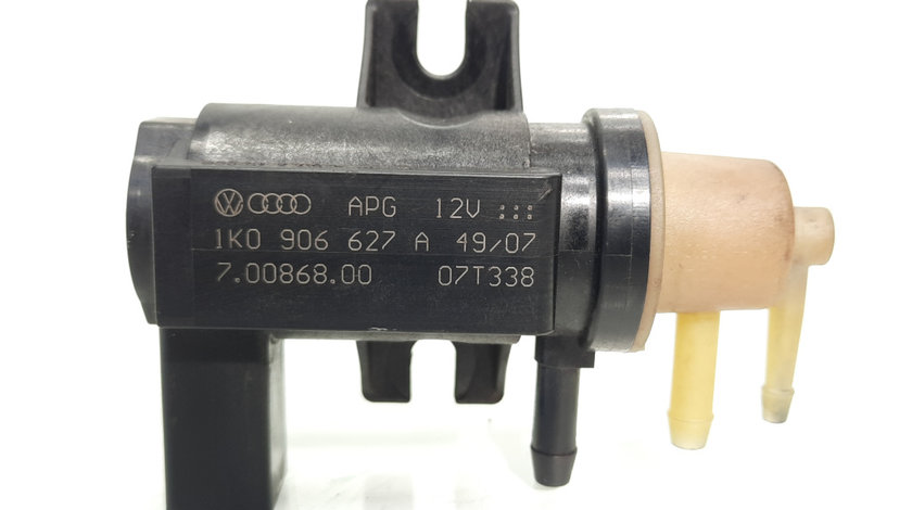 Supapa vacuum, cod 1K0906627A, Seat Toledo 3 (5P2), 2.0 TDI, BMM (idi:490367)