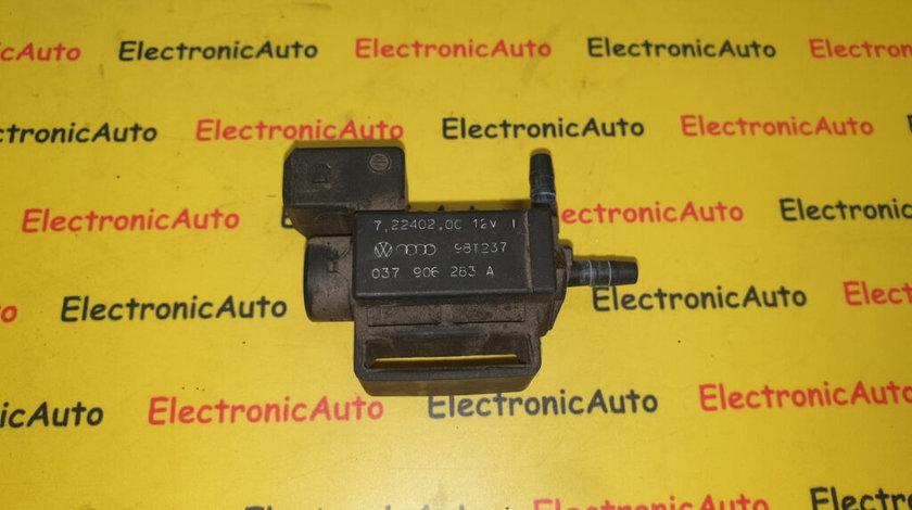 Supapa vacuum Vw Golf 037906283a