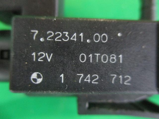 SUPAPA / VALVA / ELECTROVALVA VACUUM COD 1742712 BMW SERIA 3 E46 316i FAB. 1998 – 2005 ⭐⭐⭐⭐⭐