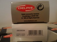 Supape retur injector Delphi cod 28239294 originale -Transport inclus