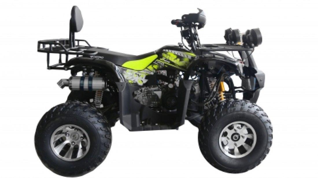 Super Atv Gorilla 200CVT Nou Automat cu Garantie Livrare 24h