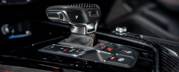Super break-ul nemtilor de la Audi a primit un upgrade de putere si mult carbon