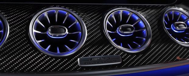 Super-coupe-ul cu patru portiere pe care nemtii de la Mercedes il vand doar in versiuni AMG a primit un facelift major. Cum arata in realitate