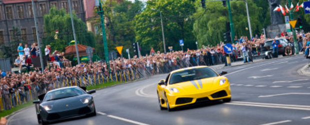 Super eveniment in Polonia: Gran Turismo Polonia 2009!