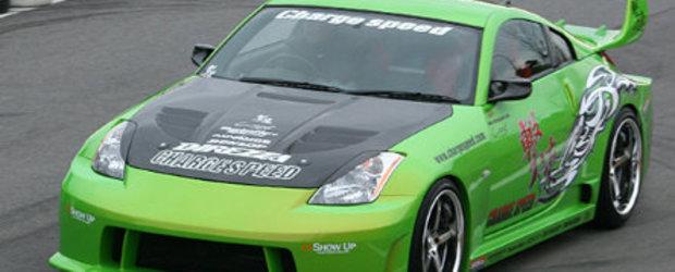 Super GT Style Wide Body Nissan 350Z
