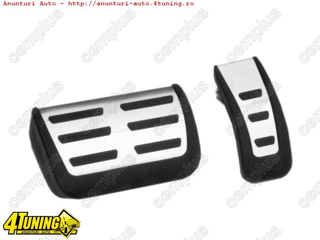 Super oferta Pedale sport din aluminiu S RS AUDI A1 A3 A4 A5 A6 A7 A8 Q3 Q5 Q7