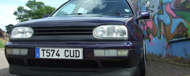 Super oferta pentru posesorii de VW Golf Mk3: grila fara sigla la 50 de lei!