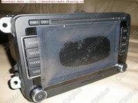 SUPER OFERTA !!! Sistem Navigatie VW cu touchscreen RNS 510 + Romania