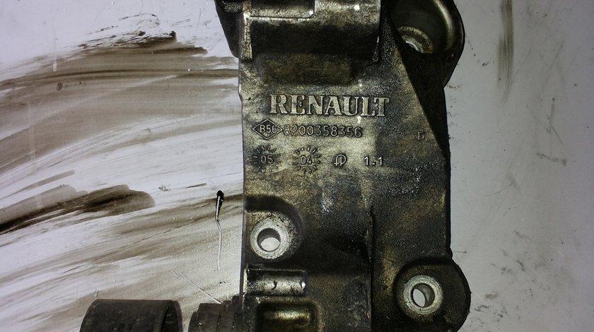 Suport acceosrii 8200358356 cu intinzator si rola pentru Renault Laguna 2.0dci M9R