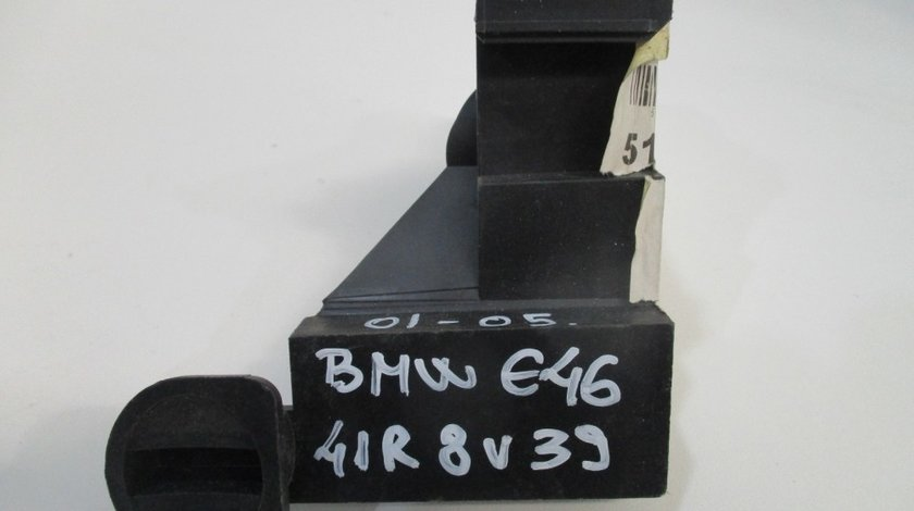Suport aripa stanga fata BMW Seria 3 E46 an 2001-2005 cod 51117030619