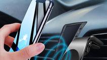 SUPORT AUTO MAGNETIC pentru telefon cu prindere pe...