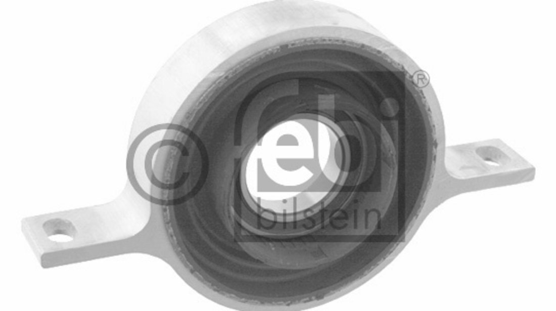 Suport ax cardanic (30mm, cu rulment) BMW Seria 1 (E81), 1 (E82), 1 (E87), 1 (E88), 3 (E90), 3 (E91), 3 (E92), 3 (E93), 3 (F30, F80), 6 (E63), 6 (E64), X1 (E84) 1.6-3.0 d intre 2004-2018