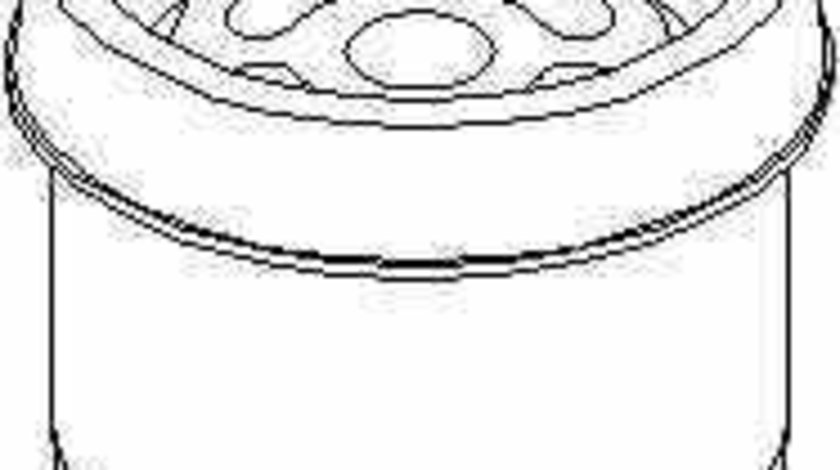suport cadru auxiliar/suport agregate OPEL VECTRA C TOPRAN 207 199