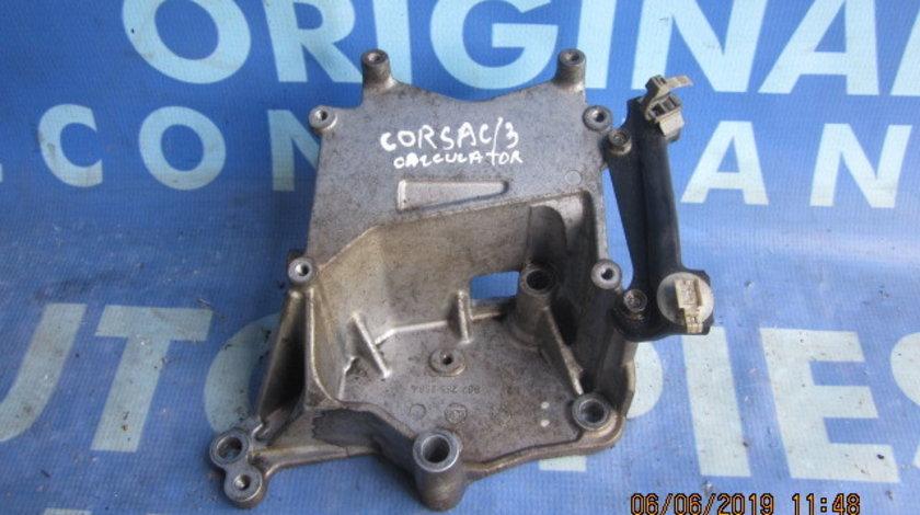 Suport calculator motor Opel Corsa C; 897255256A