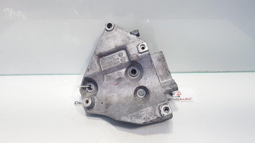 Suport compresor clima, Audi A4 Avant (8E5, B6), 2.0 benz, ALT, 06B260885A
