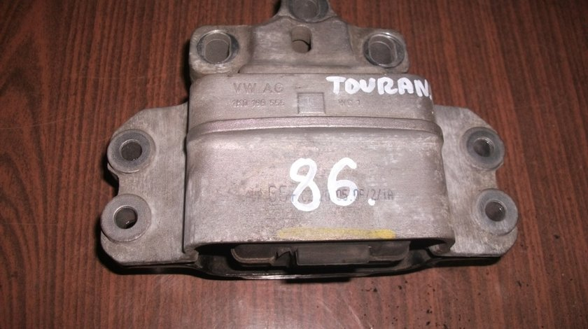 Suport cutie viteza cu tampon VW Golf 5, VW Touran, 1K0199555