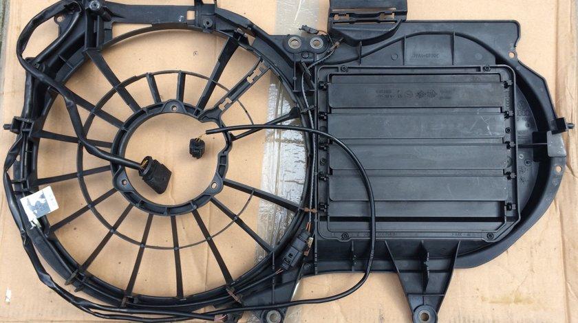 Suport Electro - ventilator Audi A4 ( B6 / B7 ) * 8E0121207 E / 8E0121205 AA  *