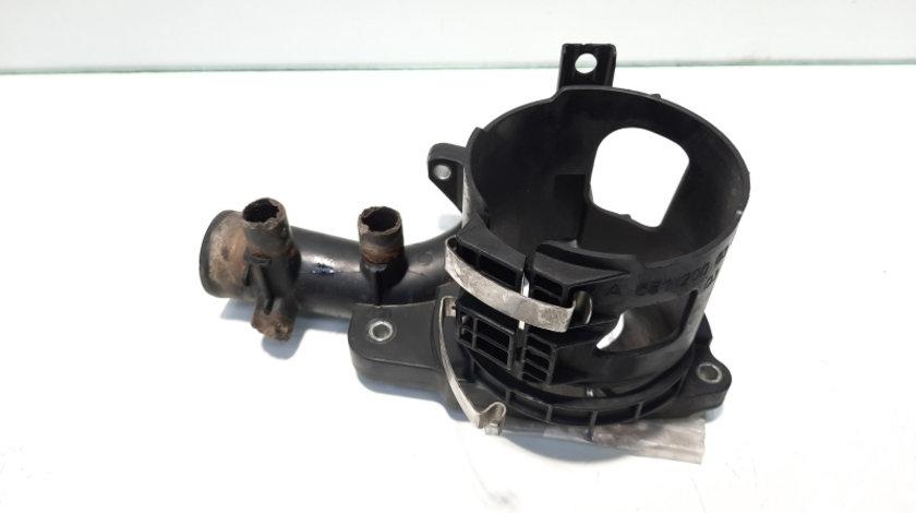 Suport filtru combustibil, cod A6512000356, Mercedes Clasa E Coupe (C207), 2.2 CDI, OM651924 (idi:484877)