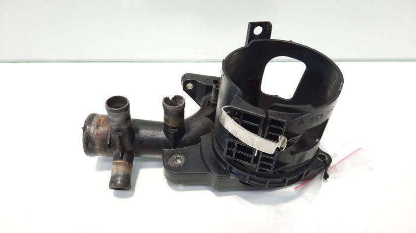 Suport filtru combustibil, cod A6512000356, Mercedes Clasa E (W212) (id:479819)