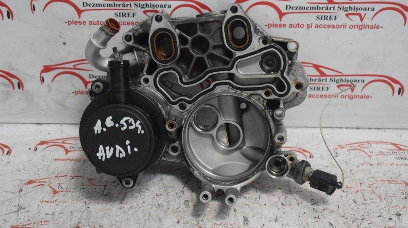 Suport filtru ulei 059115397K Audi A6 3.0 TDI BMK 534