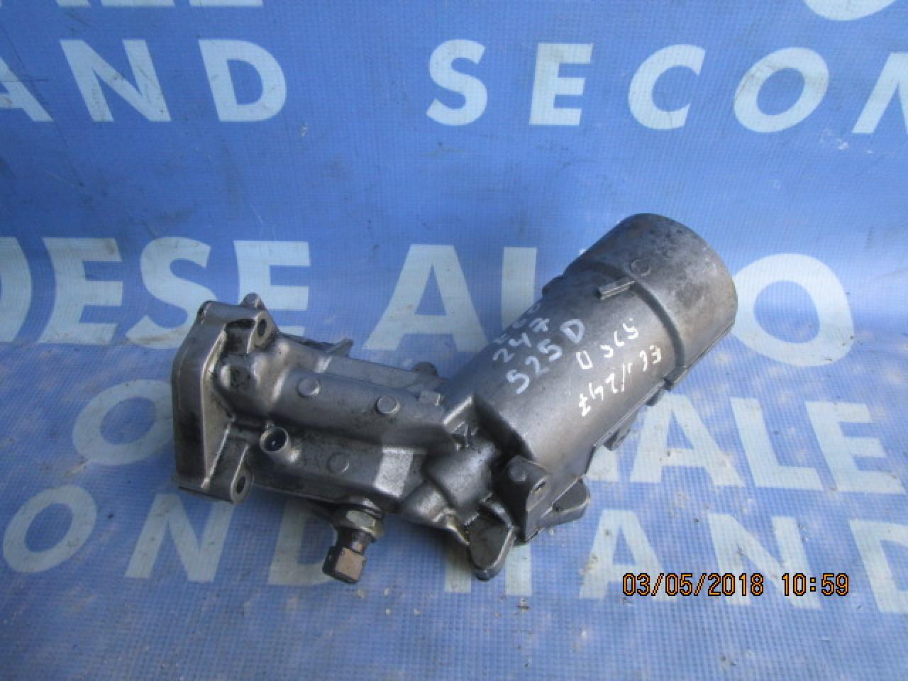 Suport filtru ulei BMW E60 ;  7788453 (fara buson)