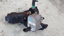 Suport filtru ulei cu termoflot AUDI A4 B8 Facelif...