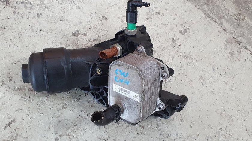 Suport filtru ulei cu termoflot AUDI A4 B8 Facelift 2.0 TDI CSU CNH 2014 2015