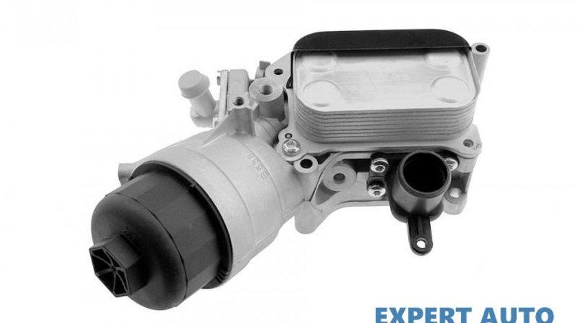 Suport filtru ulei + radiator ulei Fiat Grande Punto (10.2005->) [199_] #1 55258602